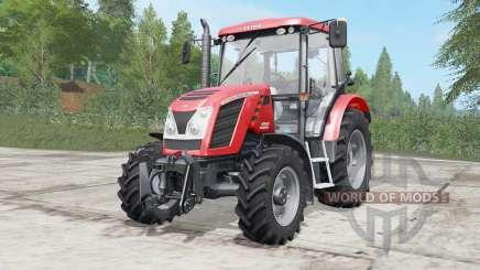 Zetor Proxima 70 imperial red для Farming Simulator 2017