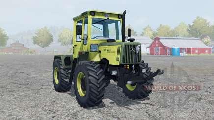 Mercedes-Benz Trac 900 Tuᶉbo для Farming Simulator 2013