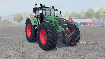 Fendt 939 Vaᶉio для Farming Simulator 2013