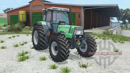 Deutz-Fahr DX 6.31 для Farming Simulator 2015
