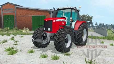Massey Ferguson 6499 ruddy для Farming Simulator 2015