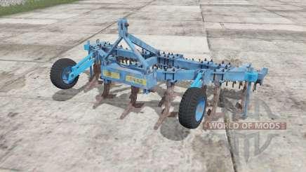 ПЧ-4.5 синий окрас для Farming Simulator 2017