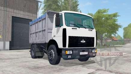 МАЗ-5551 выбоҏ колёс для Farming Simulator 2017