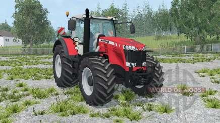 Massey Ferguson 8737 Dyna-VT 2014 для Farming Simulator 2015