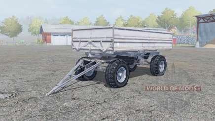 Fortschritt HW 80 gainsboro для Farming Simulator 2013
