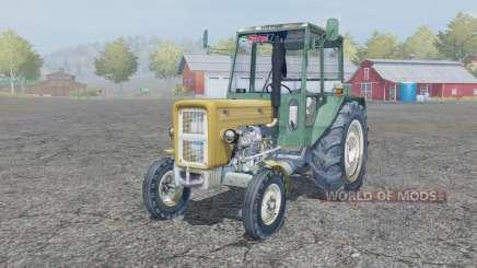 Ursus C-360 czeska kabina для Farming Simulator 2013