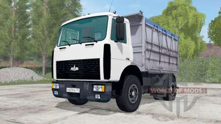 МАЗ-5551 и МАЗ-8561 для Farming Simulator 2017