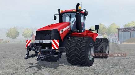 Case IH Steiger 600 all wheel steeᶉ для Farming Simulator 2013