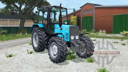 МТЗ-892.2 Беларус интерактивное управление для Farming Simulator 2015