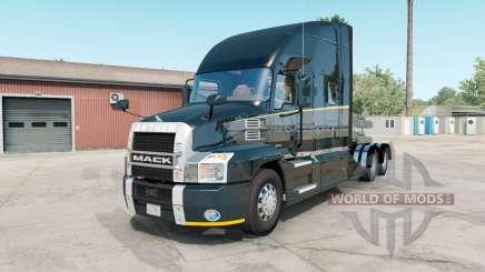 Mack Anthem Stand Uꝓ Sleeper Cab 2018 для American Truck Simulator