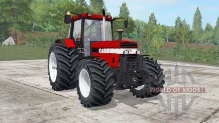 Case IH 1455 XL Michelin tires для Farming Simulator 2017