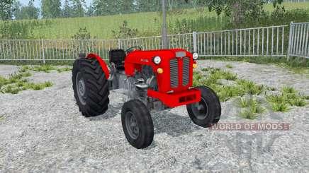 IMT 558 red для Farming Simulator 2015