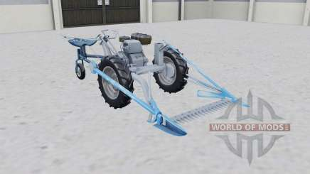 BCS 622 con carrello для Farming Simulator 2017