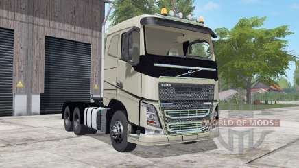 Volvo FH 540 three-axle Sleeper cab 2012 для Farming Simulator 2017