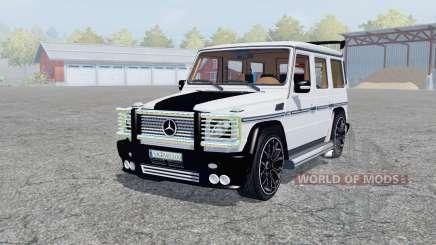 Mercedes-AMG G 65 (W463) для Farming Simulator 2013