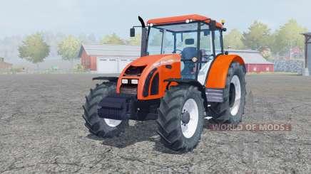 Zetor Forterra 10641 front loader для Farming Simulator 2013