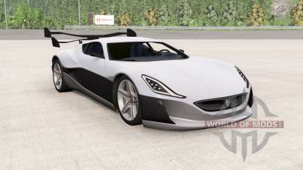 Rimac Concept_One для BeamNG Drive