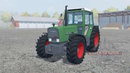 Fendt Farmer 309 LSA Turbomatik frontgewichte для Farming Simulator 2013
