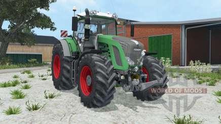 Fendt 936 Vario spanish gᶉeen для Farming Simulator 2015