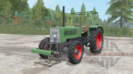 Fendt Farmer 102S-108S Turbomatik для Farming Simulator 2017