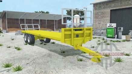 Marshall BC-32 peridot для Farming Simulator 2015