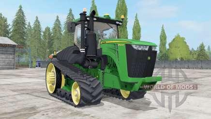 John Deere 9460-9560RT для Farming Simulator 2017