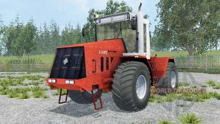 Кировец К-744Р3 2012 для Farming Simulator 2015