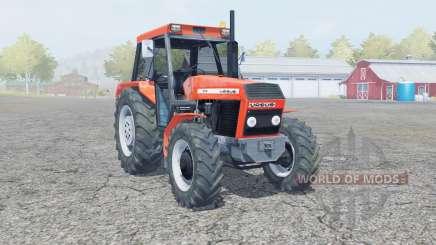 Ursus 1014 manual ignition для Farming Simulator 2013