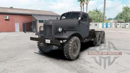 ЗиЛ-157В для American Truck Simulator