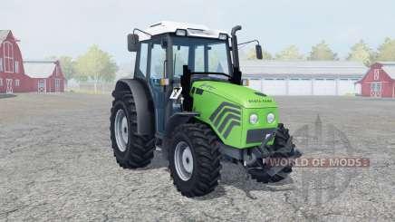 Deutz-Fahr Agroplus 77 FL console для Farming Simulator 2013