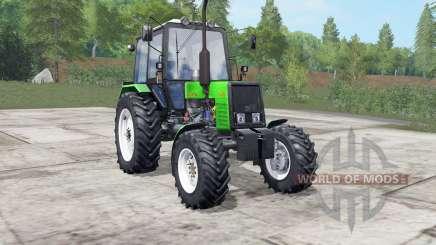 МТЗ-1025 Белаҏус для Farming Simulator 2017