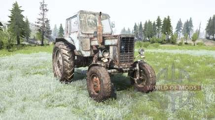 МТЗ-80 Беларус для MudRunner