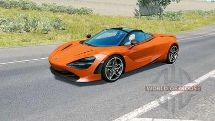 Sport Cars Traffic Pack v3.8.1 для American Truck Simulator