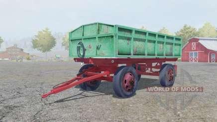Autosan D-55 для Farming Simulator 2013