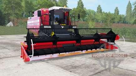 Палессе GS12A1 ярко-красный окрас для Farming Simulator 2017