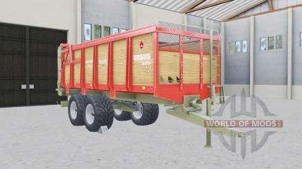 Uᶉsus N-270 для Farming Simulator 2017
