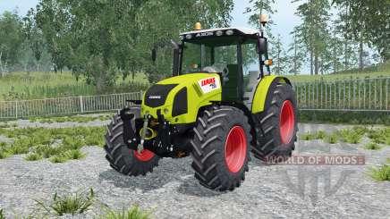 Claas Axos 330 rio grandᶒ для Farming Simulator 2015