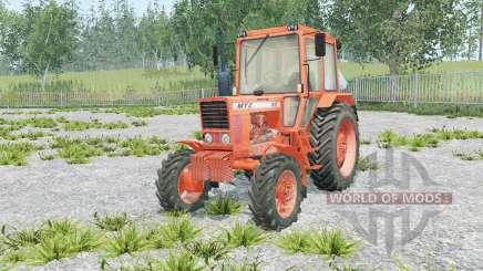 МТЗ-82 Белаҏус для Farming Simulator 2015