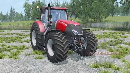 Case IH Optum 300 CVX _ для Farming Simulator 2015