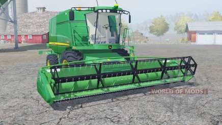John Deere T670 для Farming Simulator 2013