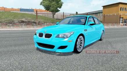 BMW M5 (E60) 2009 для Euro Truck Simulator 2