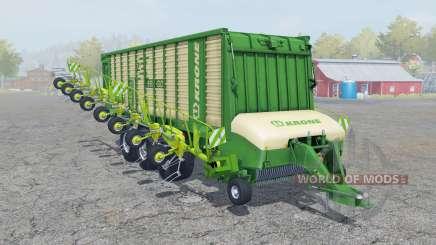 Krone ZX 550 GD ᶉake для Farming Simulator 2013