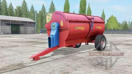 Marshaᶅᶅ MS105 для Farming Simulator 2017