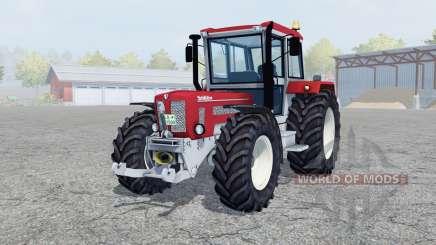 Schluter Super 1500 TVL desire для Farming Simulator 2013