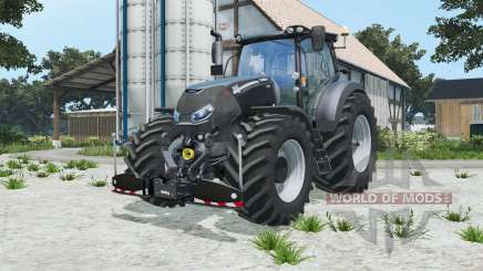 Case IH Optum 300 CVX black для Farming Simulator 2015