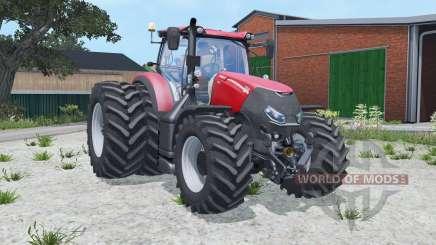 Case IH Optum 300 CVX lava для Farming Simulator 2015