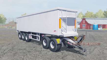Kroger Agroliner SRB3-35 dolly trailer для Farming Simulator 2013