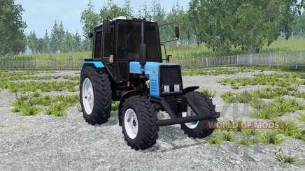 МТЗ-892 Беларус голубой окрас для Farming Simulator 2015