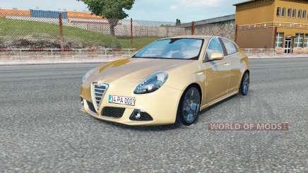 Alfa Romeo Giulietta (940) для Euro Truck Simulator 2
