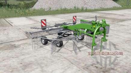 Fendt Former 456 DN для Farming Simulator 2017